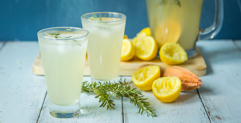 Image from VEGA's  Hydrating Lemonade