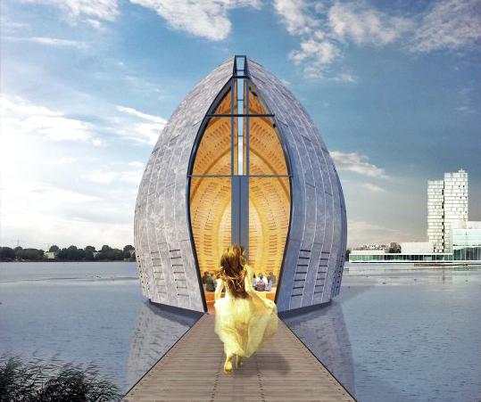 Foam door Rene van Zuuk Architects
