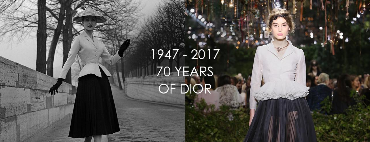 De New Look versus het werk van Maria Grazia Chiuri voor Dior.