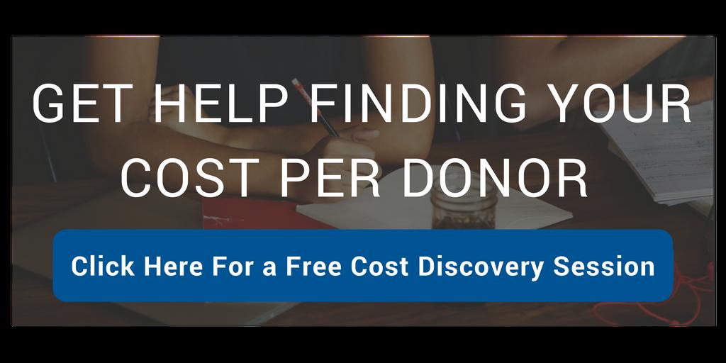 Cost Per Donor
