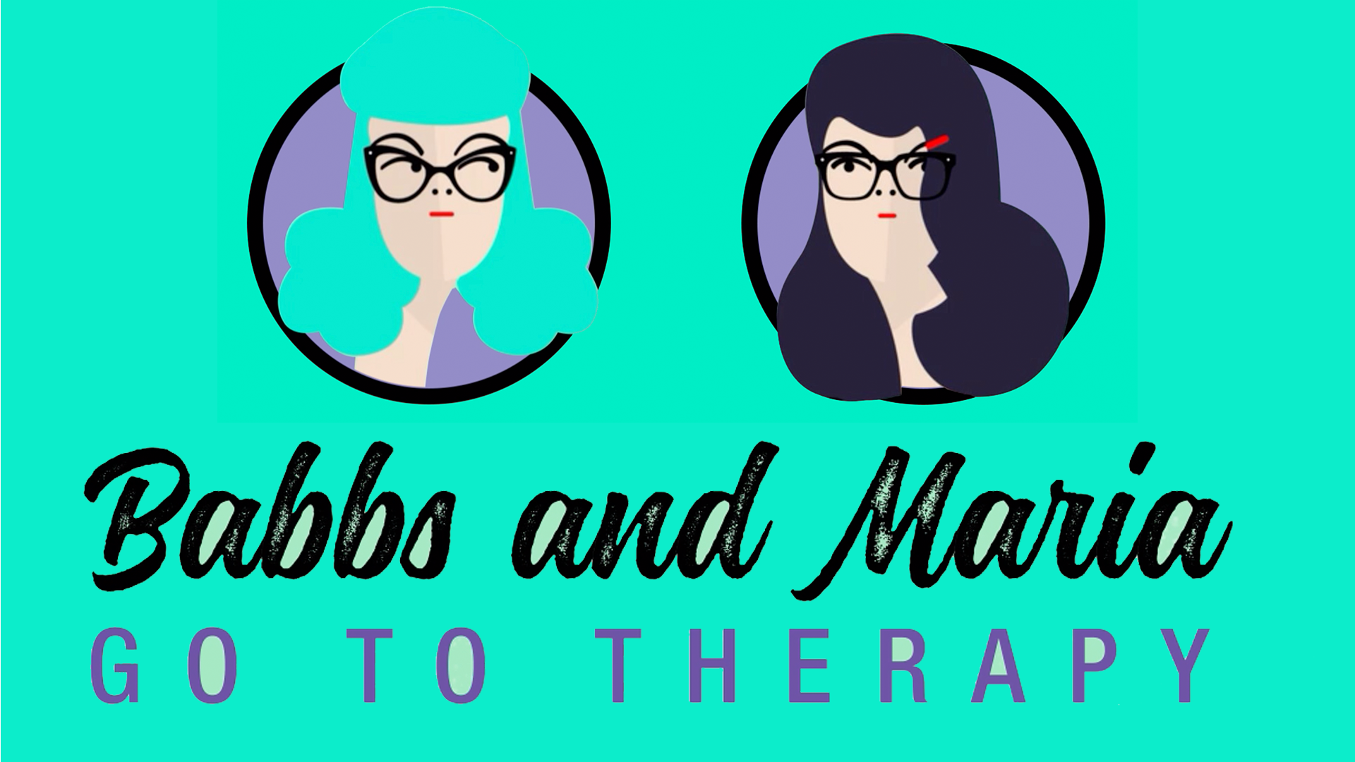 """The twins have finally done something about their tumultuous and ridiculous relationship. Babbs and Maria accepted that they needed to go to therapy because, """"This shit right here is a mess."""" but umm, therapy is expensive. So, instead they created a show, """"Babbs and Maria Go To Therapy,"""" because that's the same thing, right?! Laugh at their pain and sympathize with the lucky therapist who struggles to try and get them to get their shit together."""