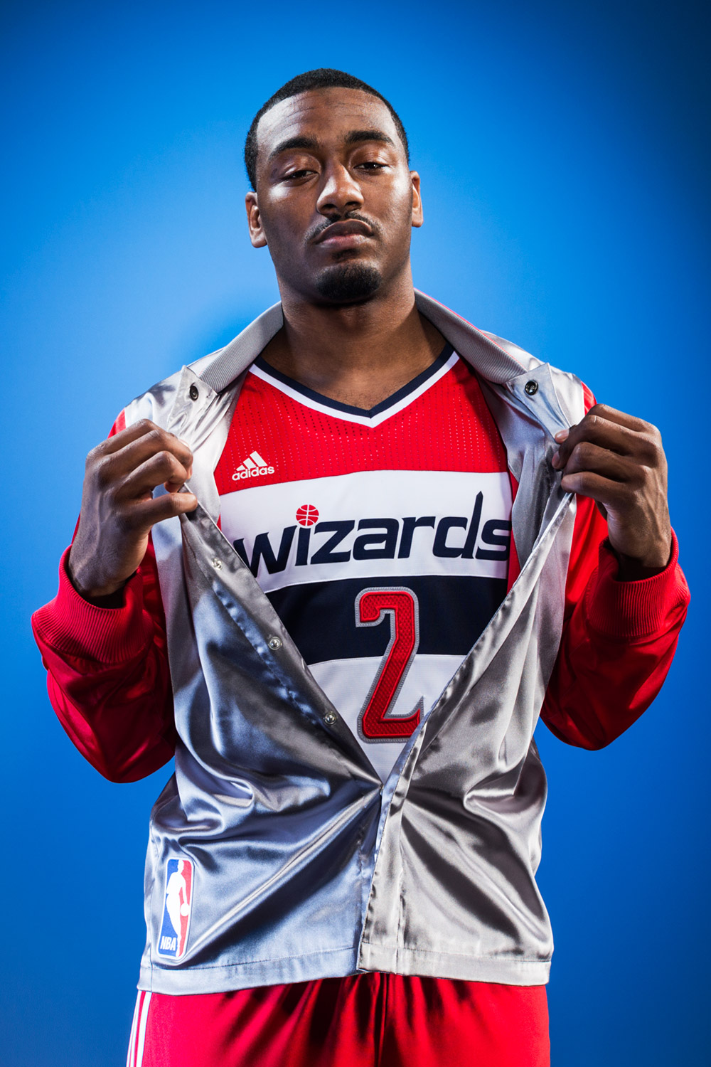 John Wall retouching done in Portland, OR