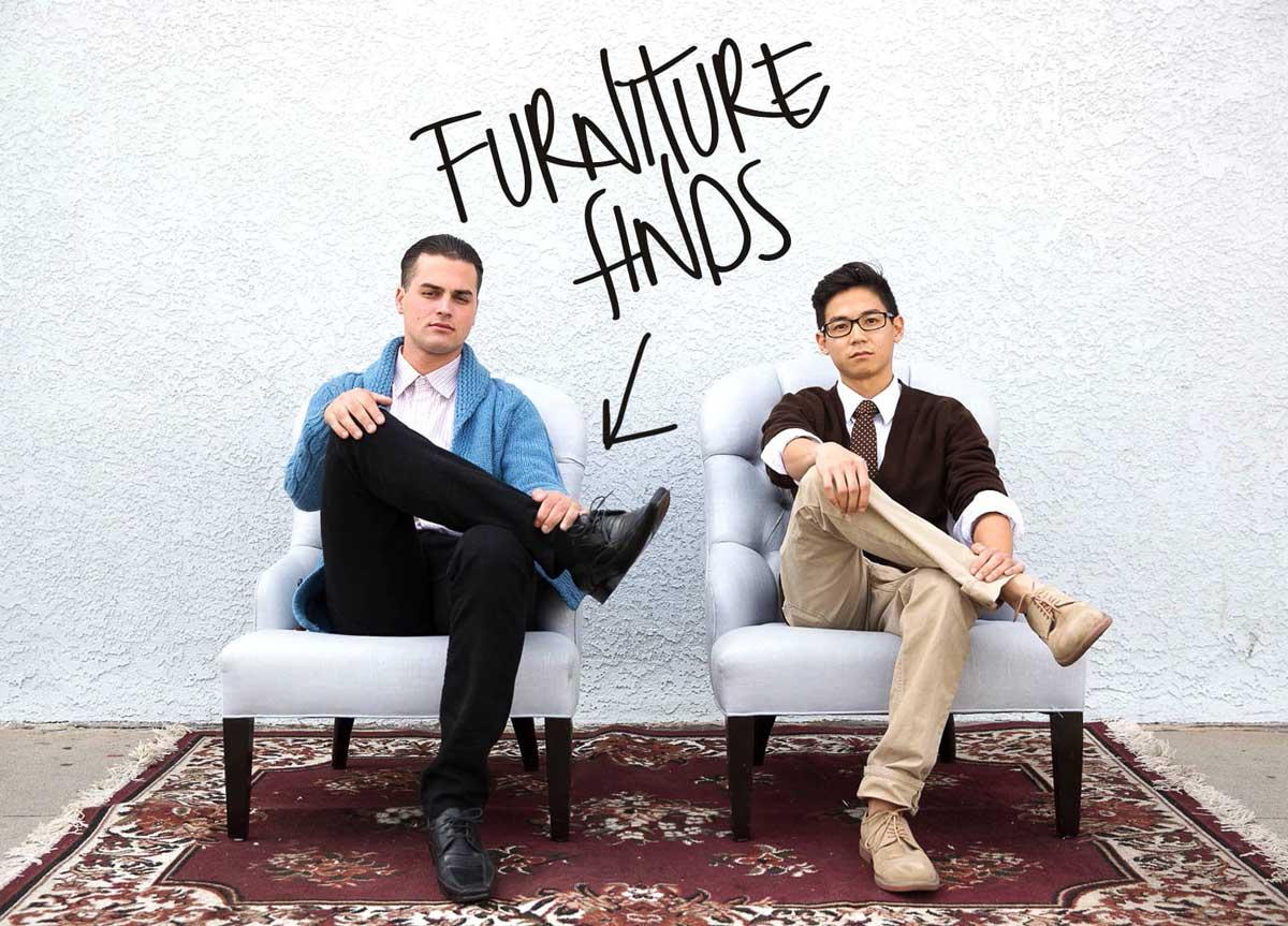Furniture Finds At BTS Thrift Store LA