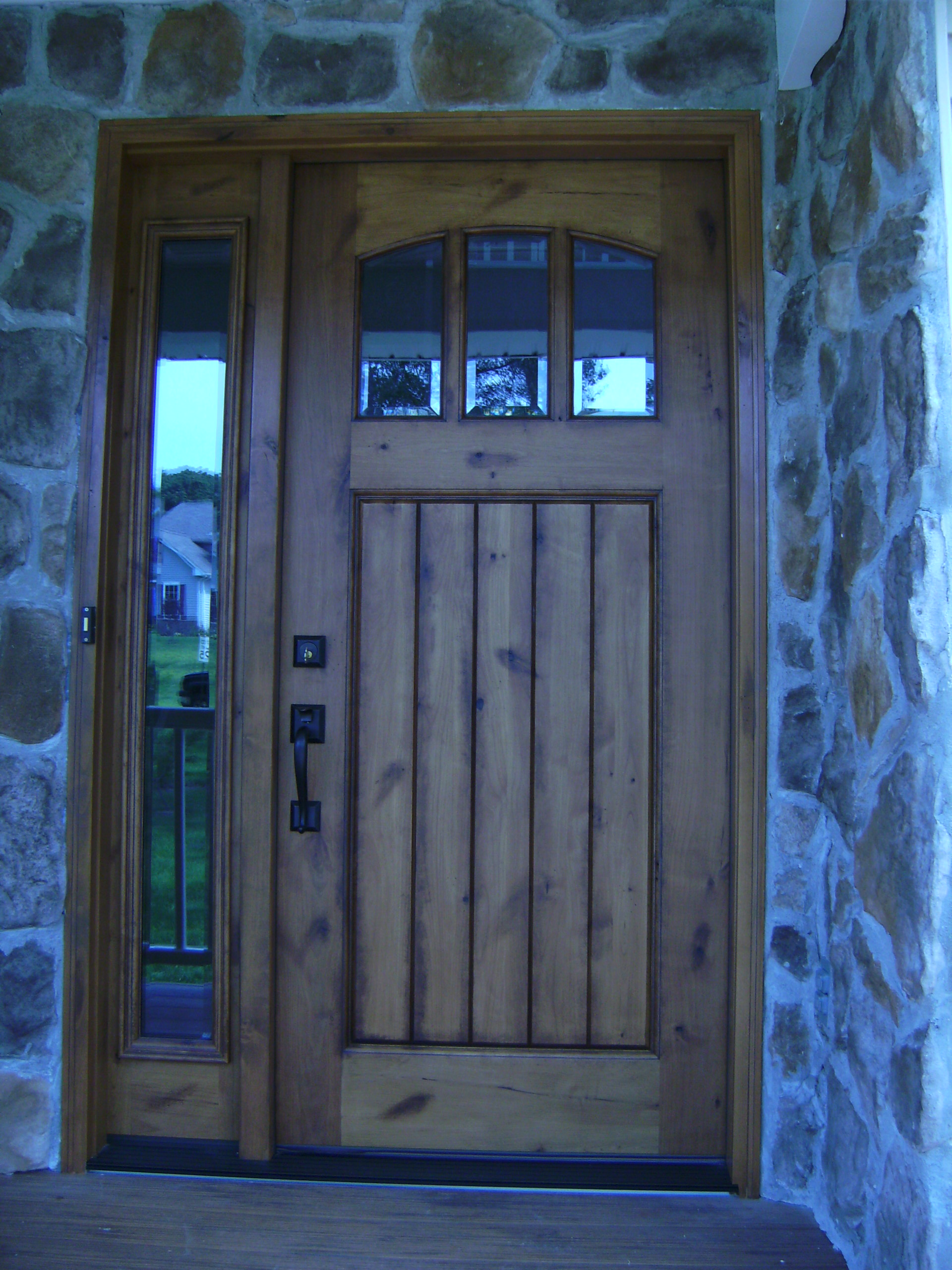 Caparoni Door1.JPG
