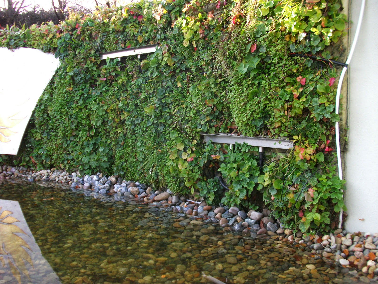 living wall system
