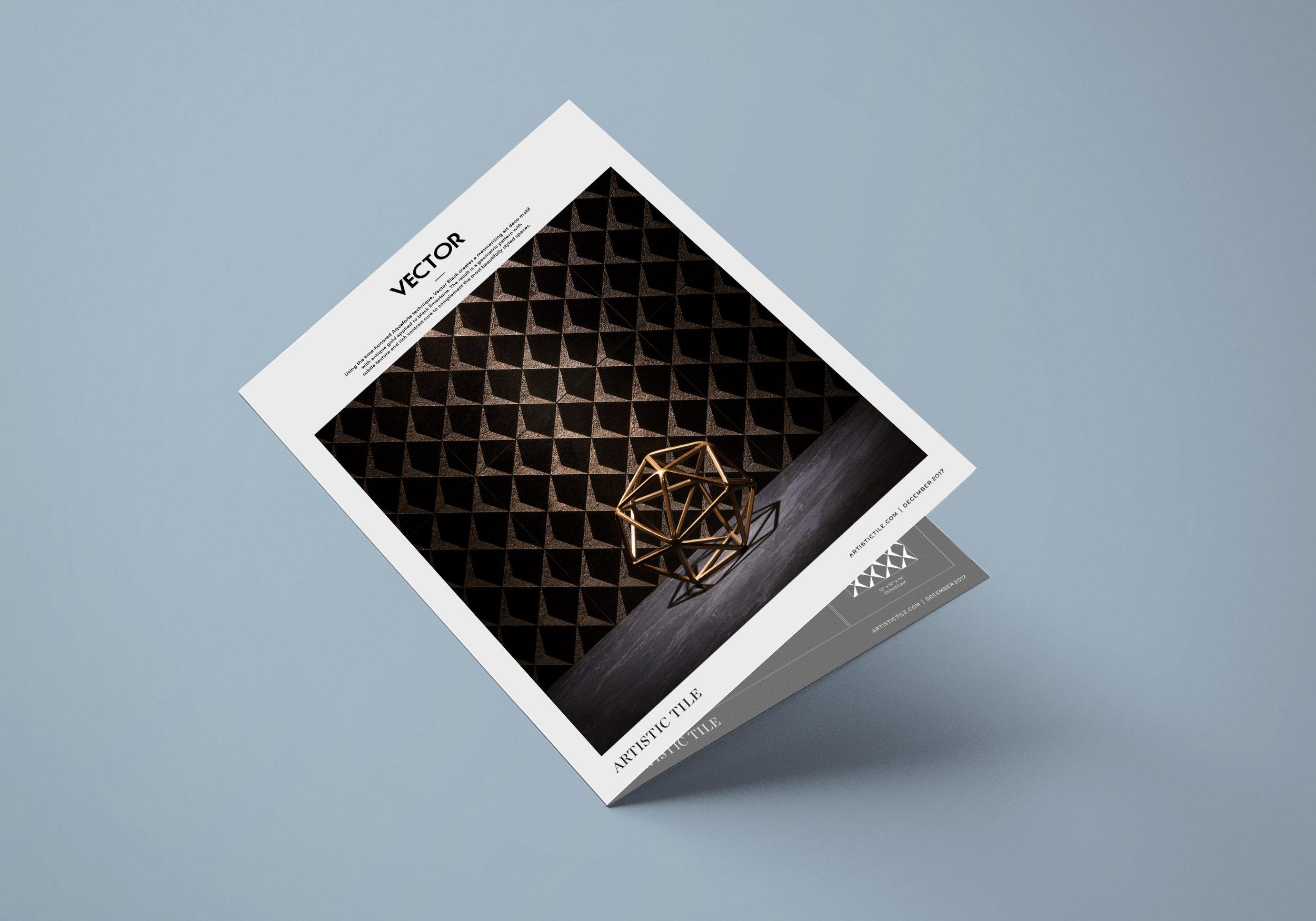 Lux Tile Product Literature