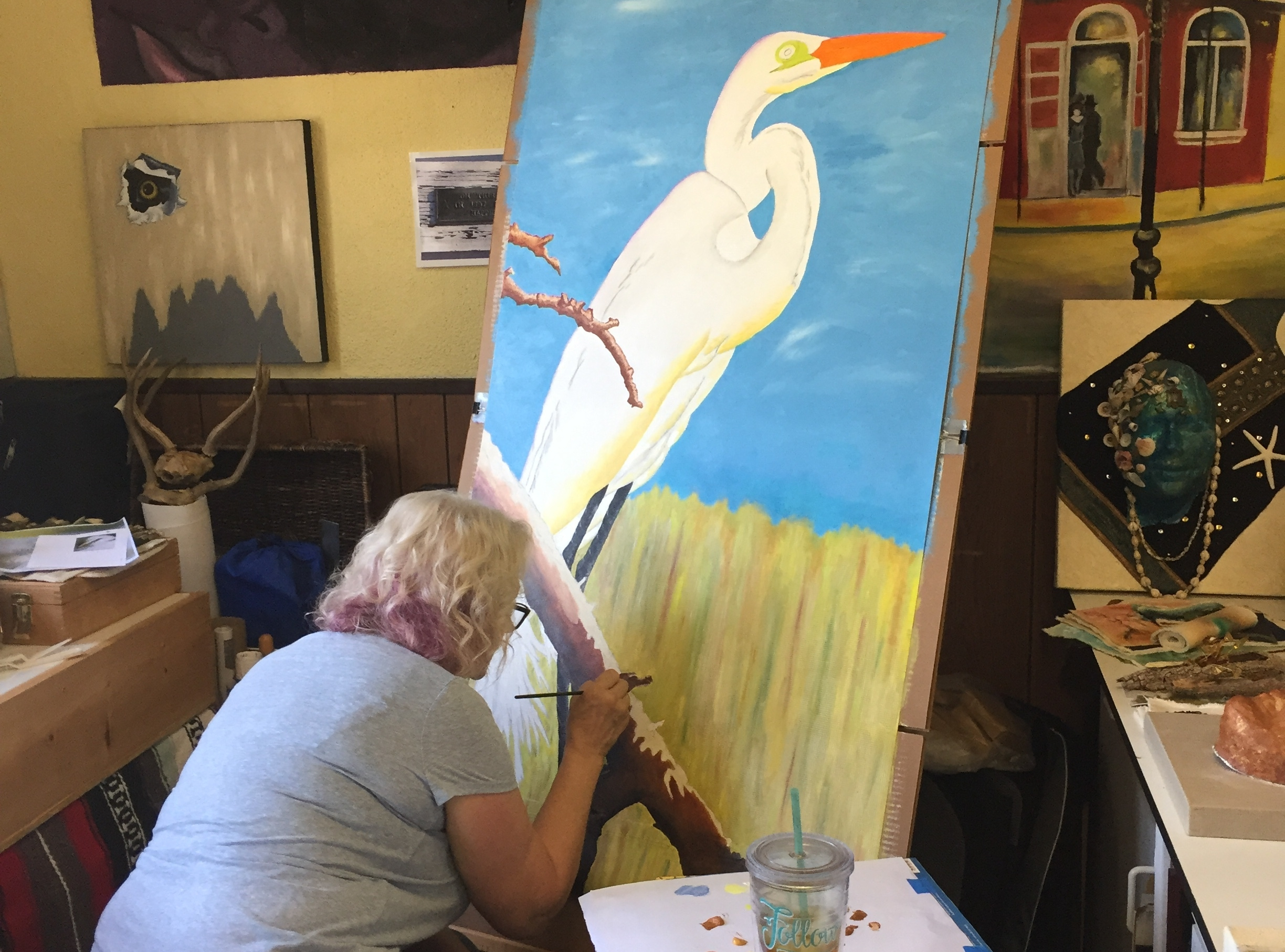 Art Classes at the Bothwell!