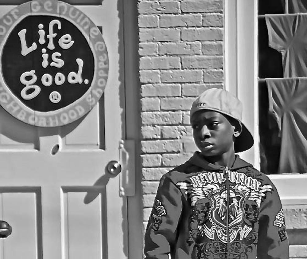 """Charleston Canvas: Life is Good/Revolution"""