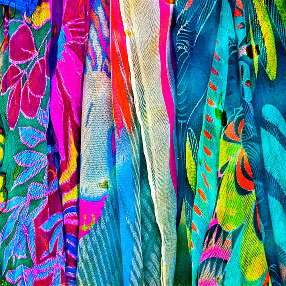 """Street Abstracts: """"Scarves"""" - C"""