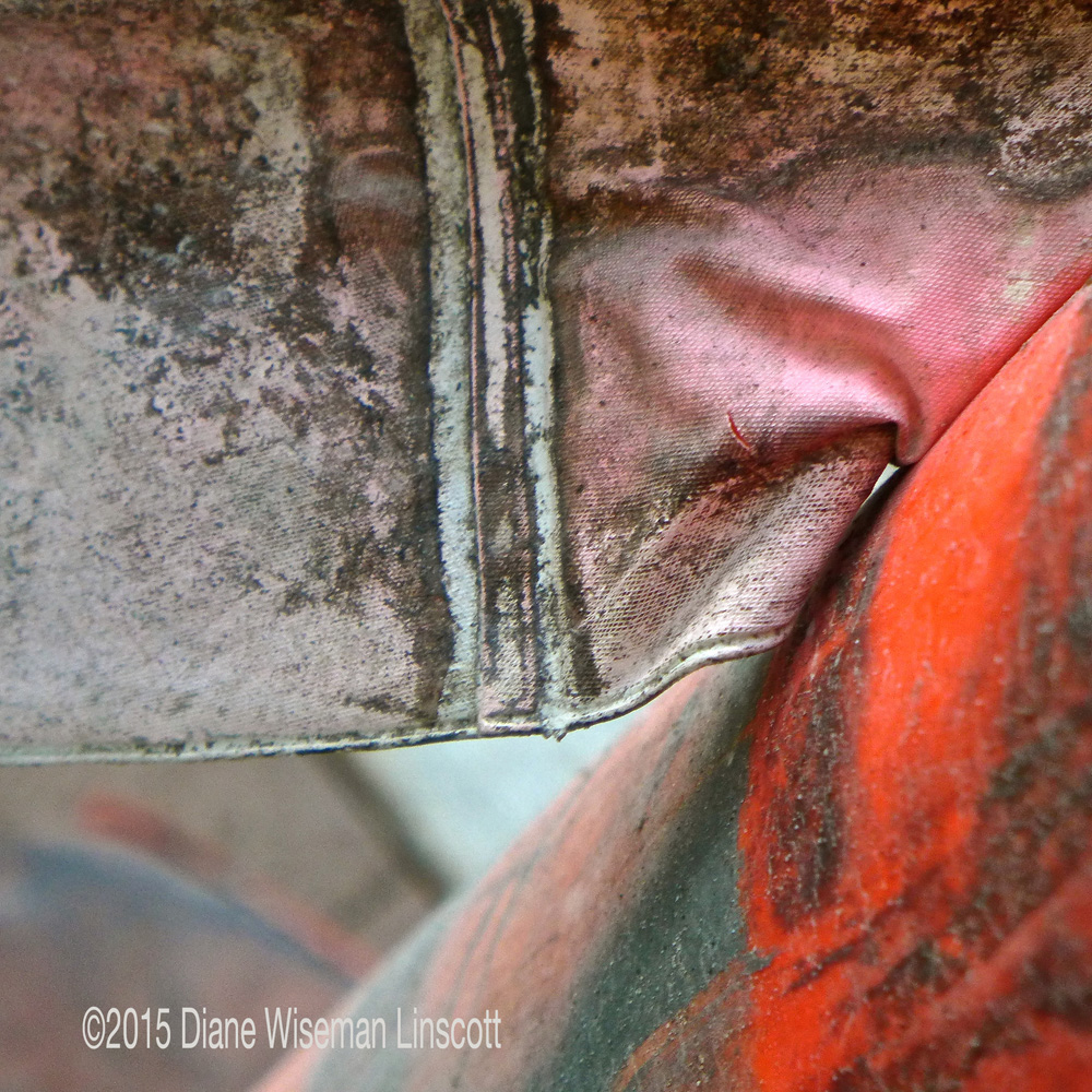 """Street Abstracts: """" Folds"""" - SDT"""
