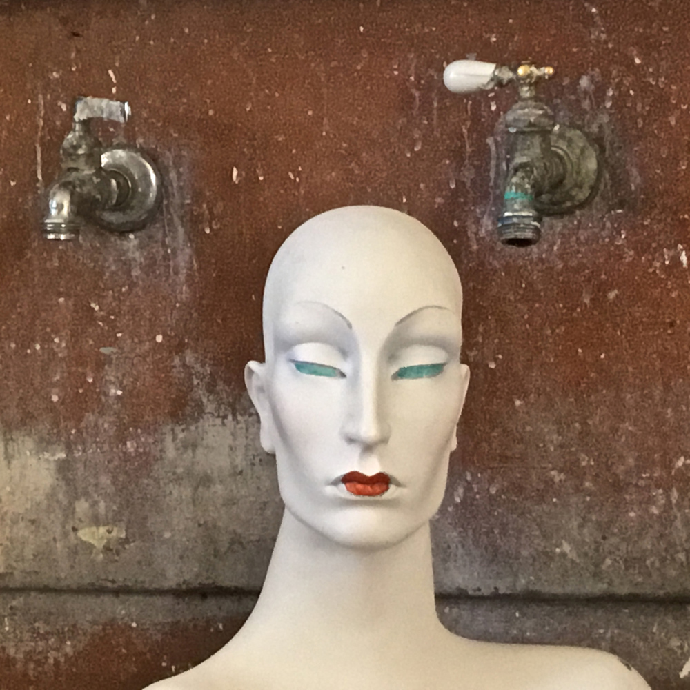 """THE Mannequin Series: Two Faucets"""