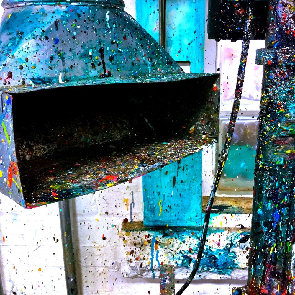 """Street Abstracts: """"Paint"""" - KNYRF"""