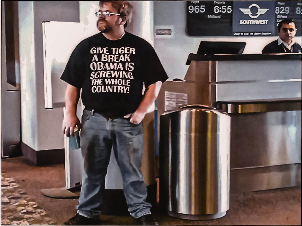 """Mental Locations: Detroit airport"""