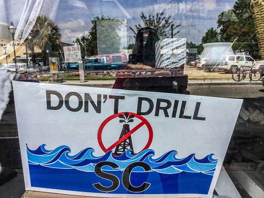"""RIP North King: Don't Drill"""