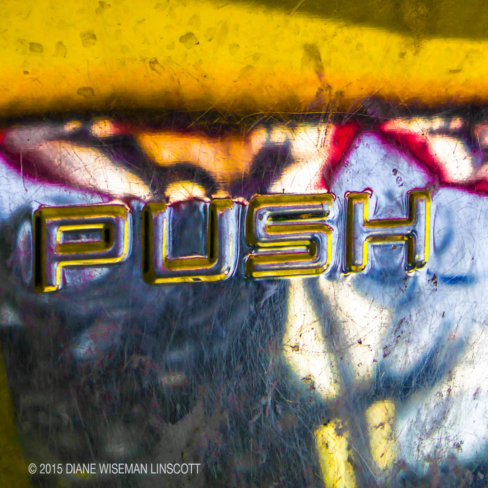 """Street Abstracts: """"Push"""" - AMGJ"""