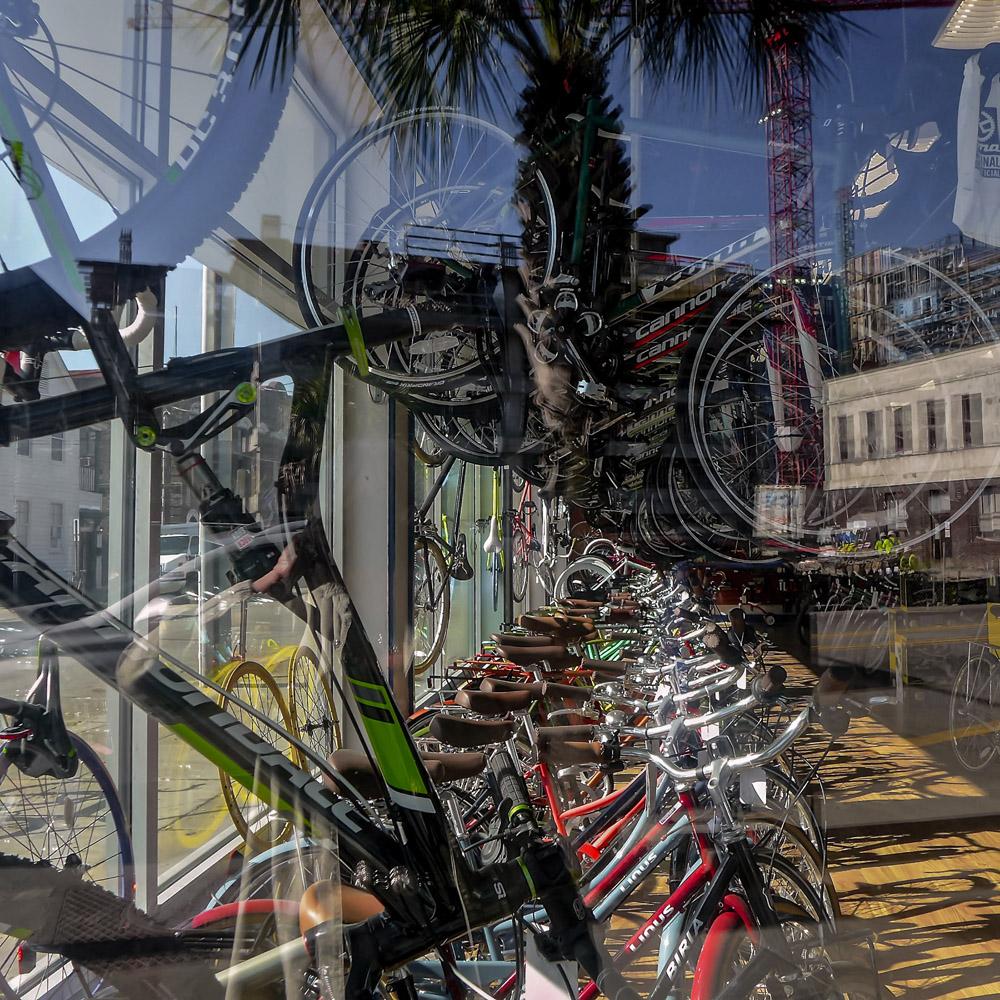"""RIP North King: New bike shop"""