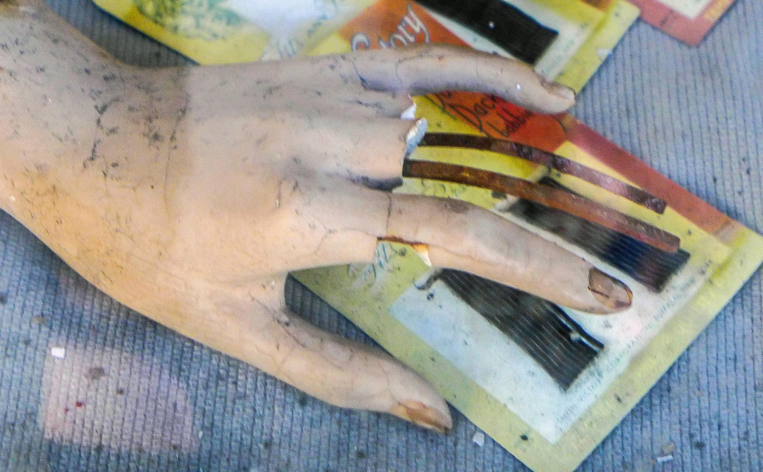 """Untitled Hand"""