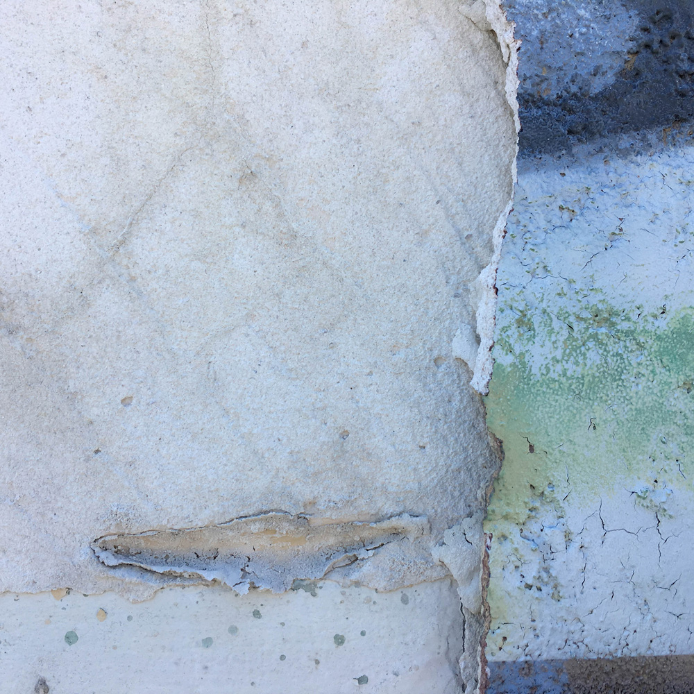 "Street Abstracts: ""Blue Green"" - SRD"