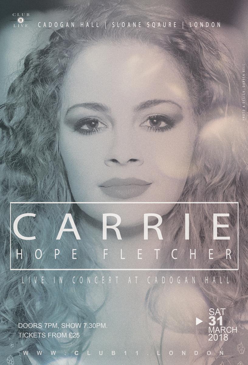 Carrie Hope Fletcher In Concert