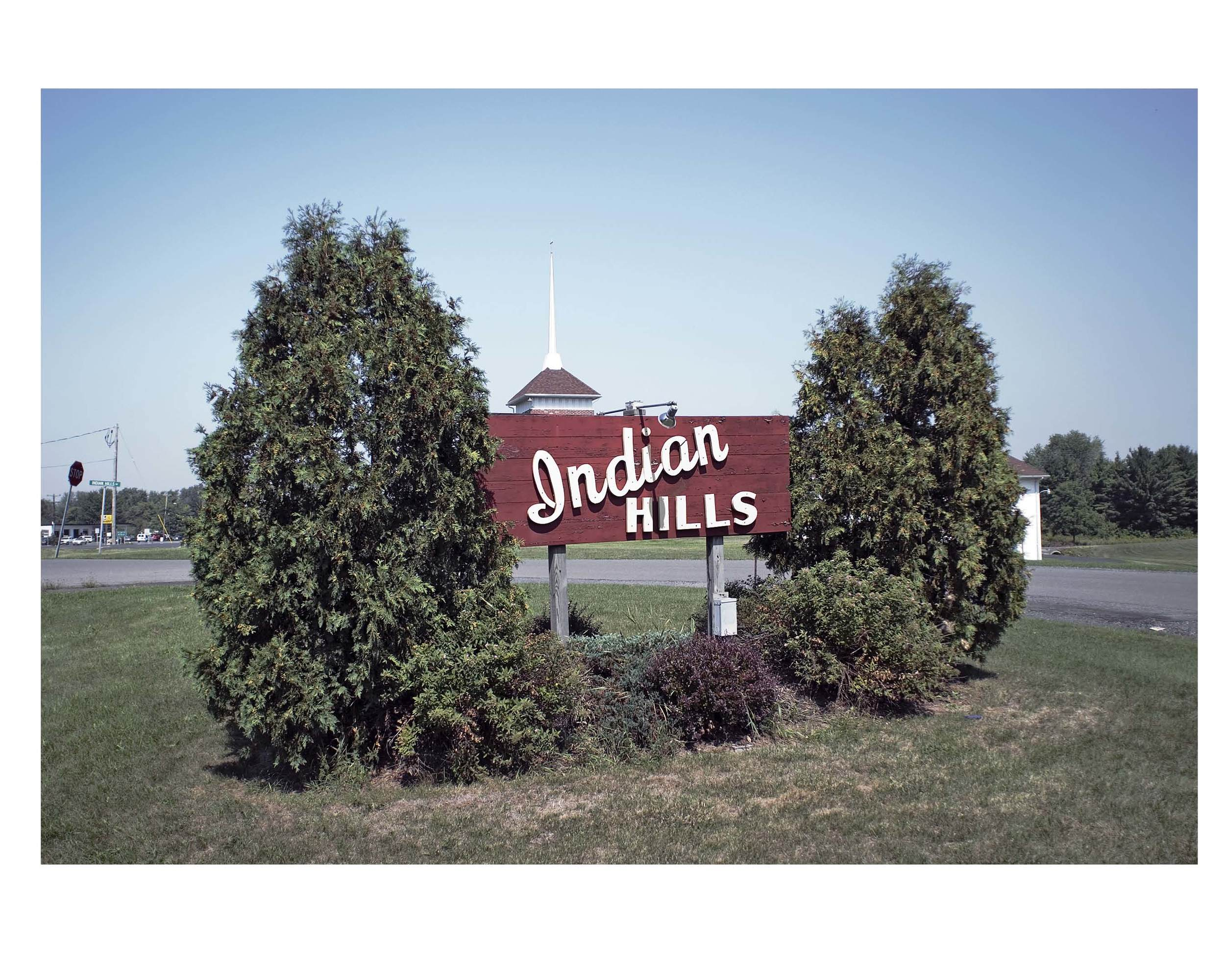 Indian Hills  | Iroquoia, 2007