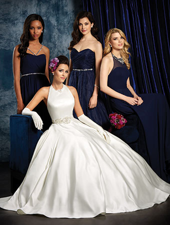 How to add a personal touch to your bridesmaid dresses, courtesy of Canada's leading bridal dress store, Best for Bride