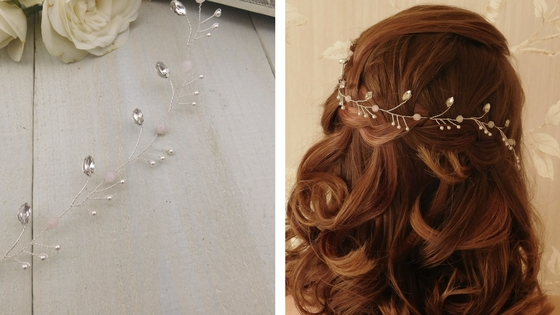 Hair by Hazel at  Hairoics Mobile Hair and Beauty ; Venue:  Clevedon Hall