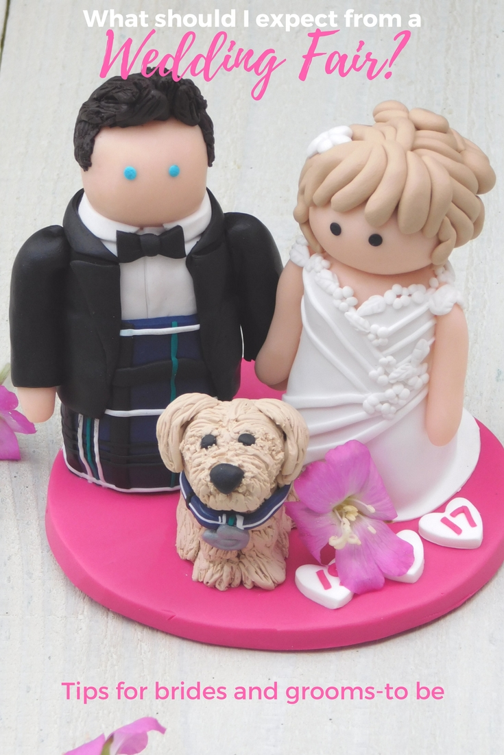 Wedding fairs are a great opportunity to meet suppliers and get inspiration for your wedding day