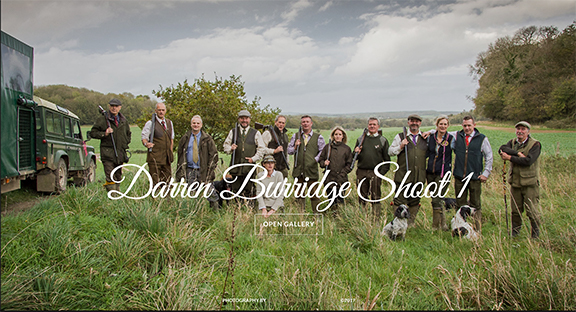 27) Darren Burridge Shoot - 20th October, 2017.