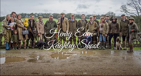 29) Henry Eden-Knightly Shoot - 4th November, 2017.