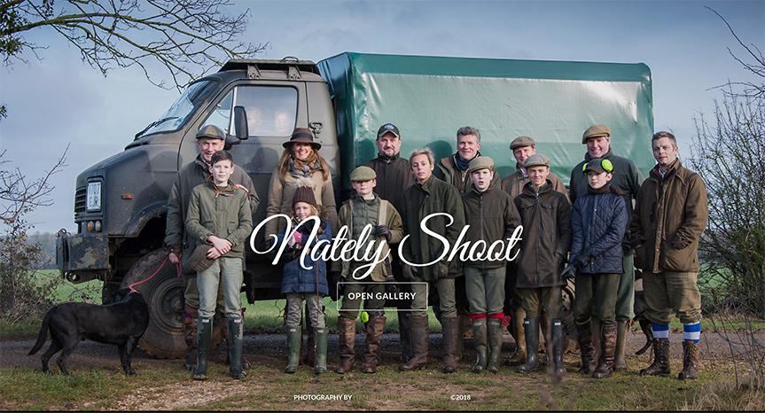 34) Nately Shoot - 6th January, 2018.