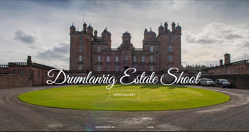 38) Drumlanrig Estate Shoot - 6th October, 2018.