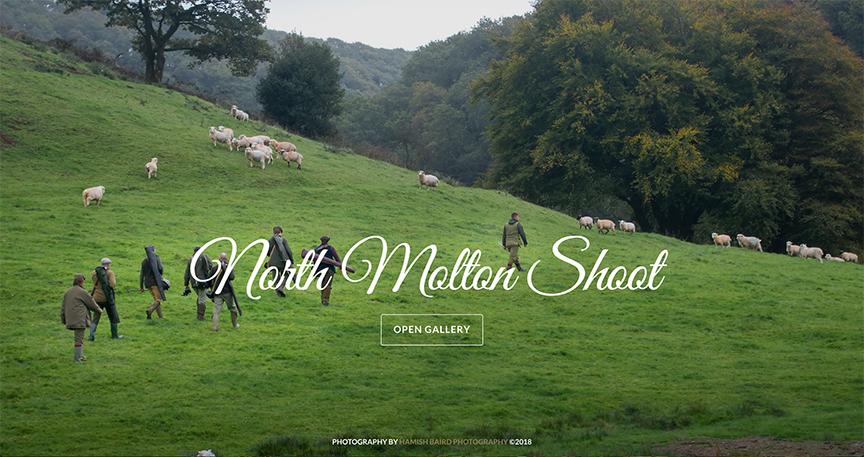 40) North Molton Shoot - 15th October, 2018.