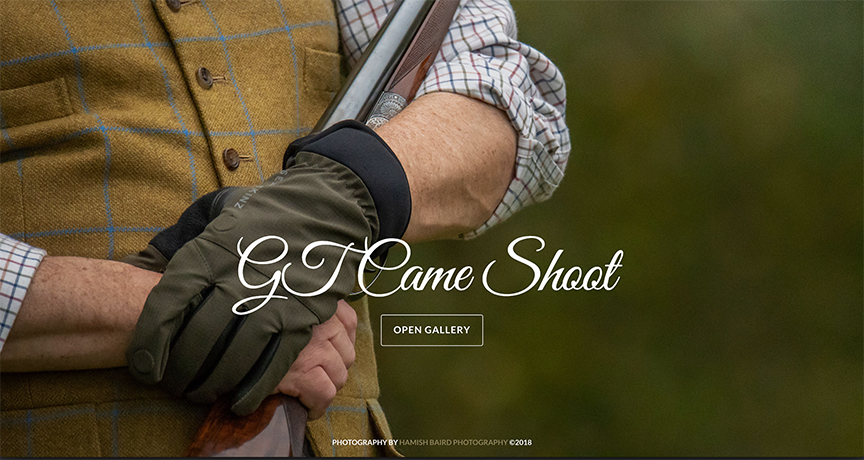 39) George Titley Shoot - 13th October, 2018.