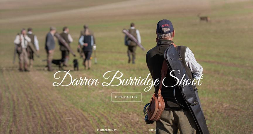 41) Darren Burridge Shoot - 19th October, 2019.