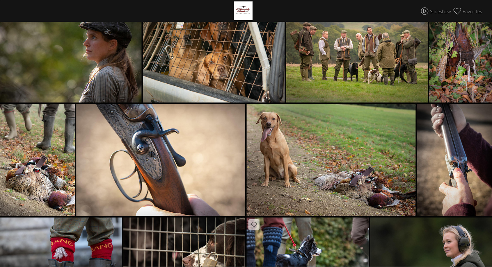 Check out over 400 game shoot photos from the last four years…