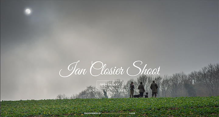 46) Ian Closier Shoot - 23rd November, 2018.