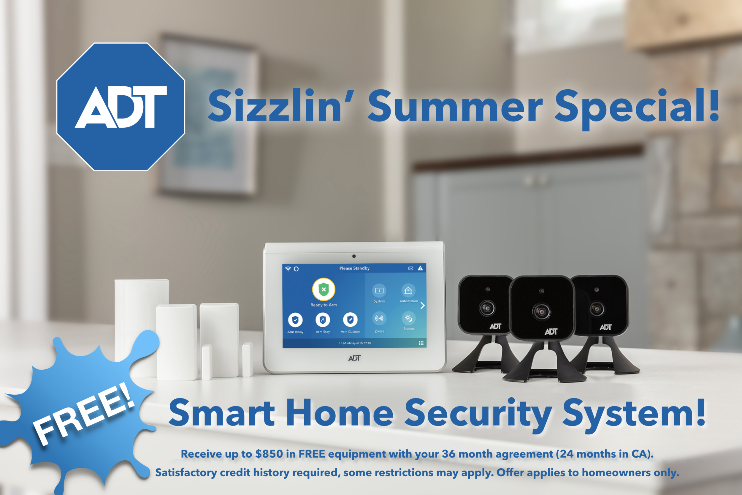 Home Security — America's Security - ADT Authorized Dealer