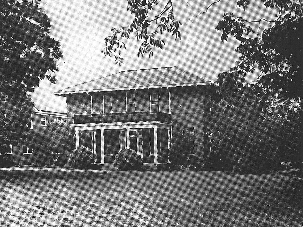 Bush Cottage