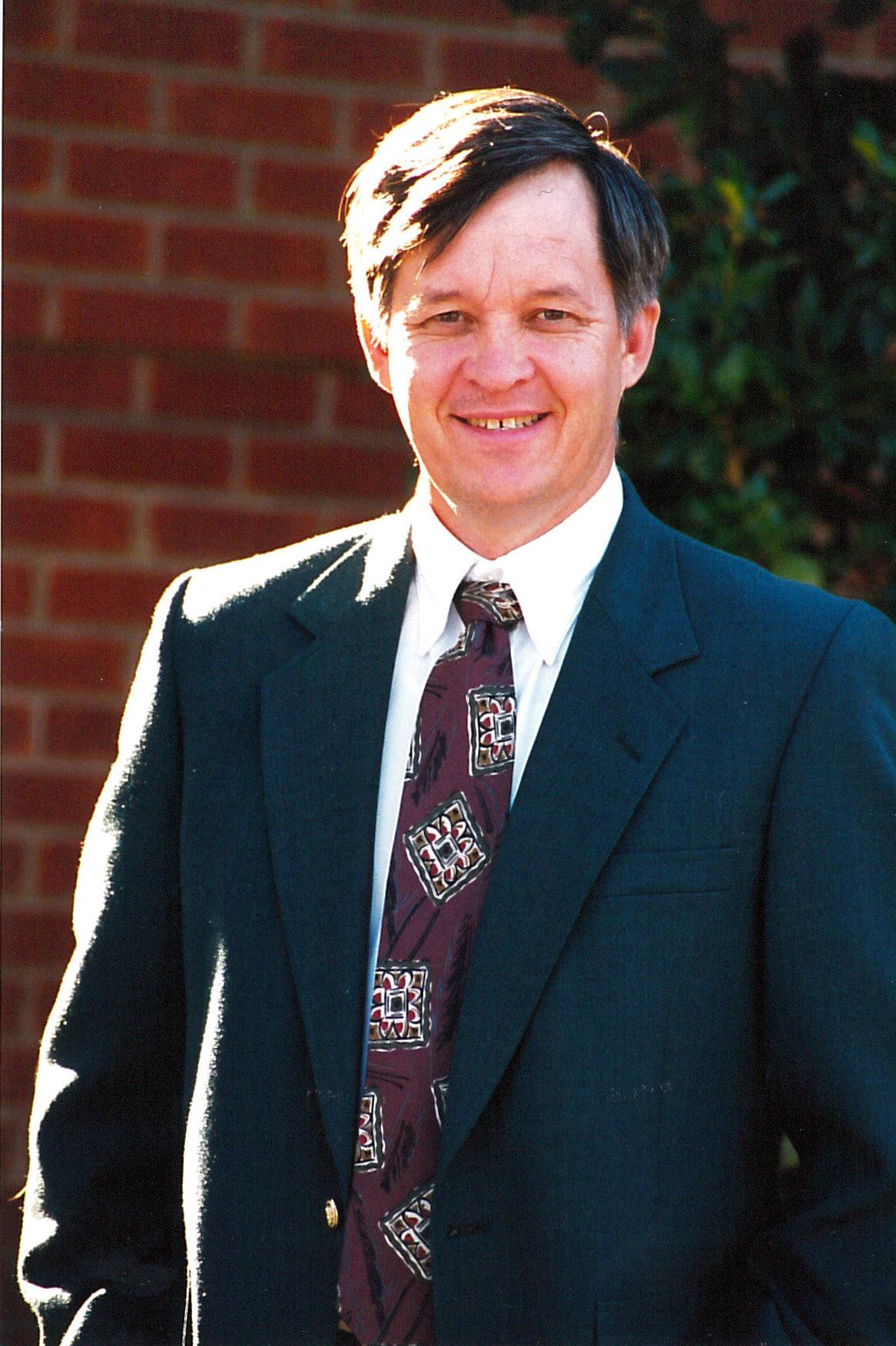 Ted Embry, Area Director NE Alabama