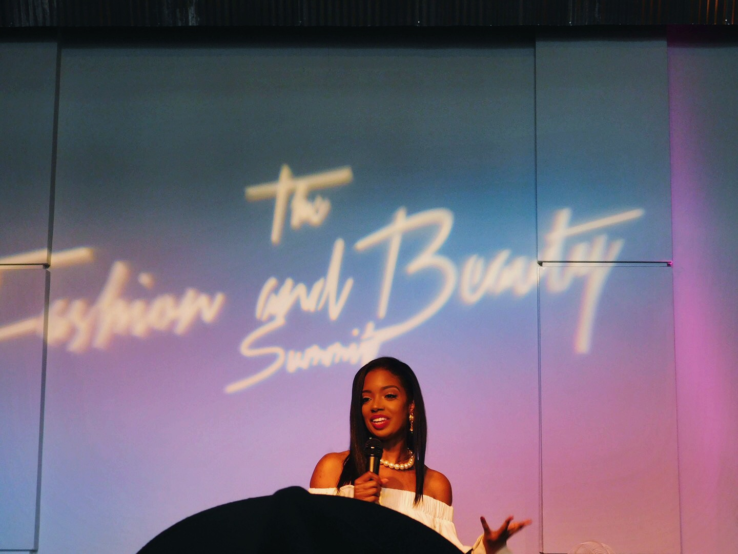 Arian Simone, celebrity publicist and founder of the Fun Fly Fabulous Subscription Box.