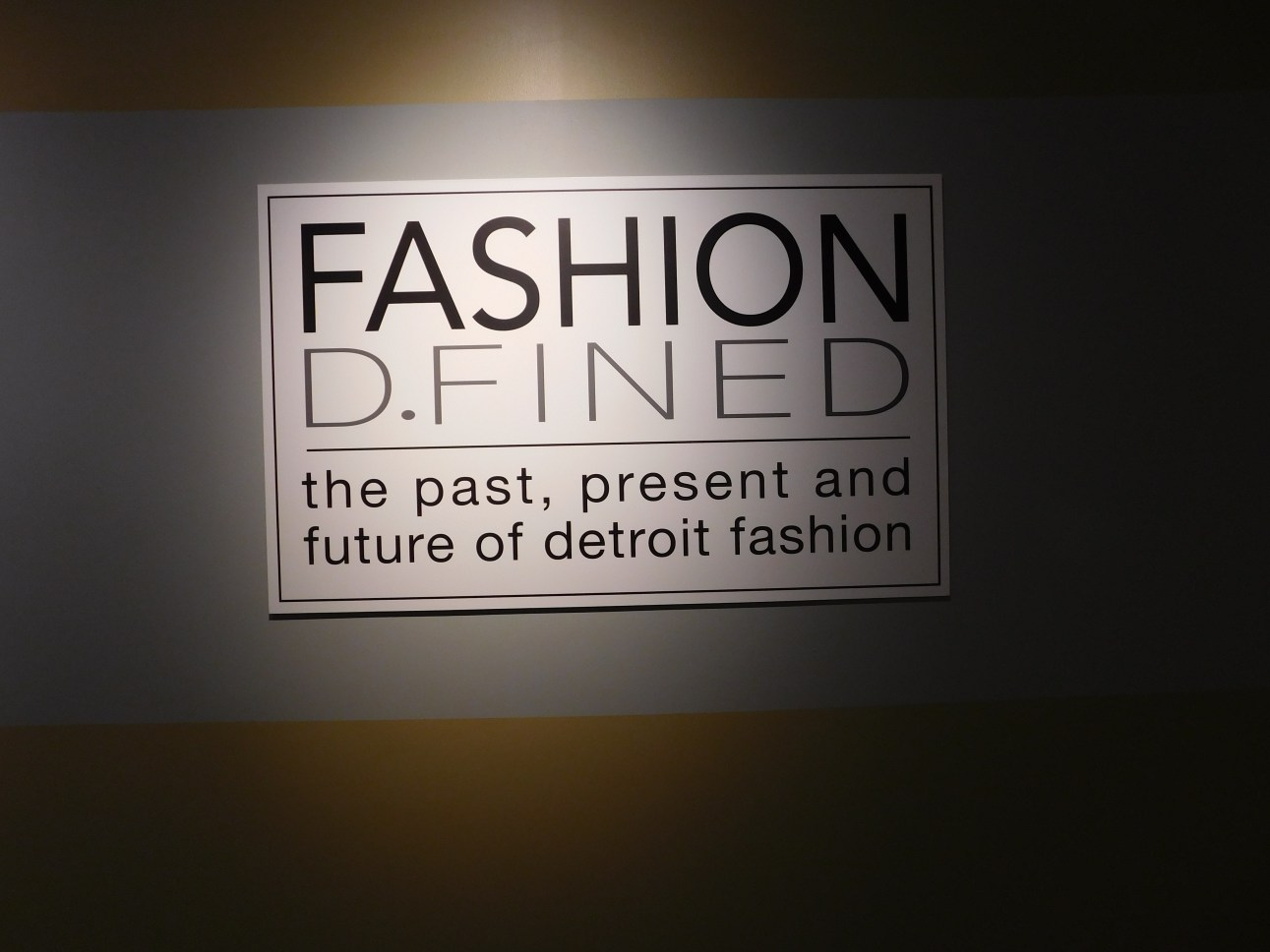 The Detroit Historical Museum