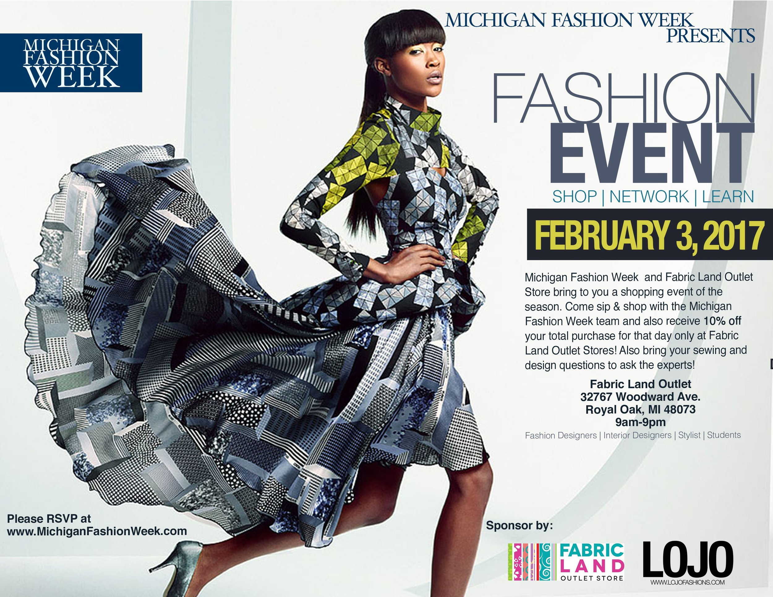 What's New with Michigan Fashion Week? -