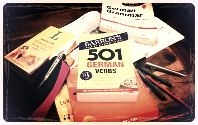 What it takes to learn German.