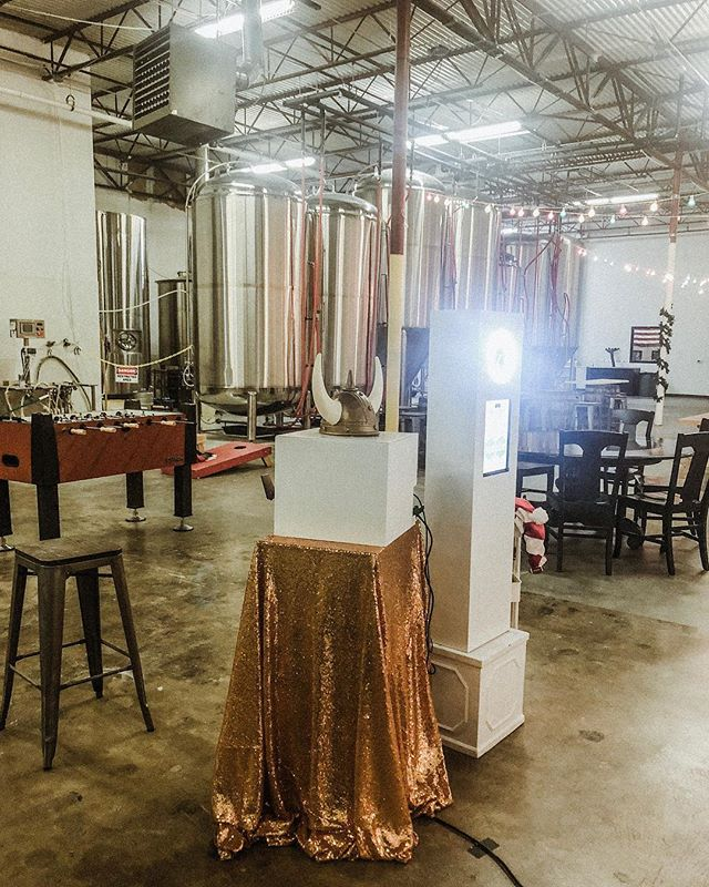 Tonight we are hanging out at the @bittersisters brewery in Addison TX for the Your Choice Christmas Party!