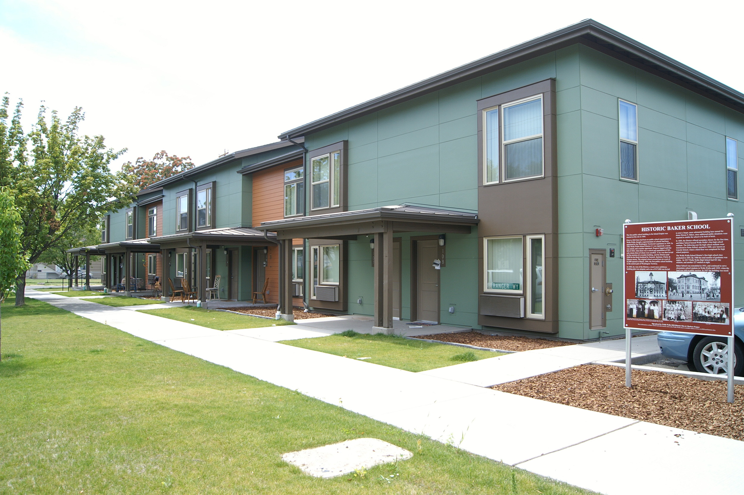 214 W Cherry St, Walla Walla, Washington $200 security deposit / monthly rent is unsubsidized    Apply Today