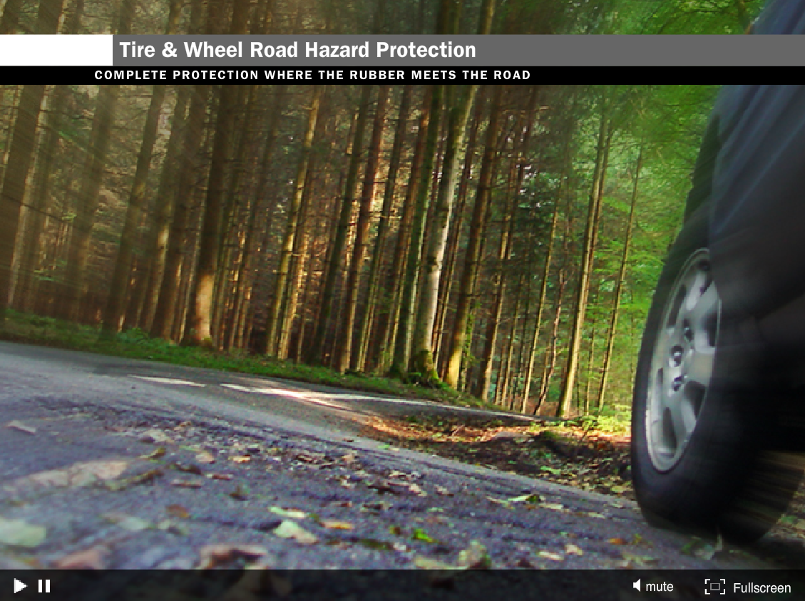 Safe-Guard Tire and Wheel Road Hazard Video