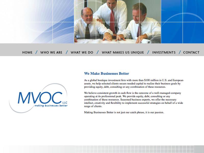 MVOC Website
