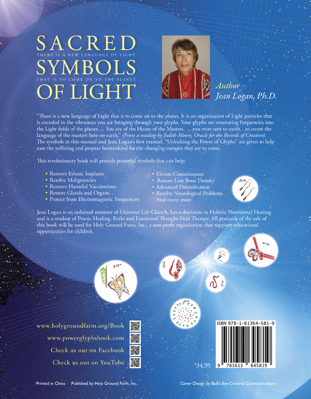 Sacred Symbols Book Back