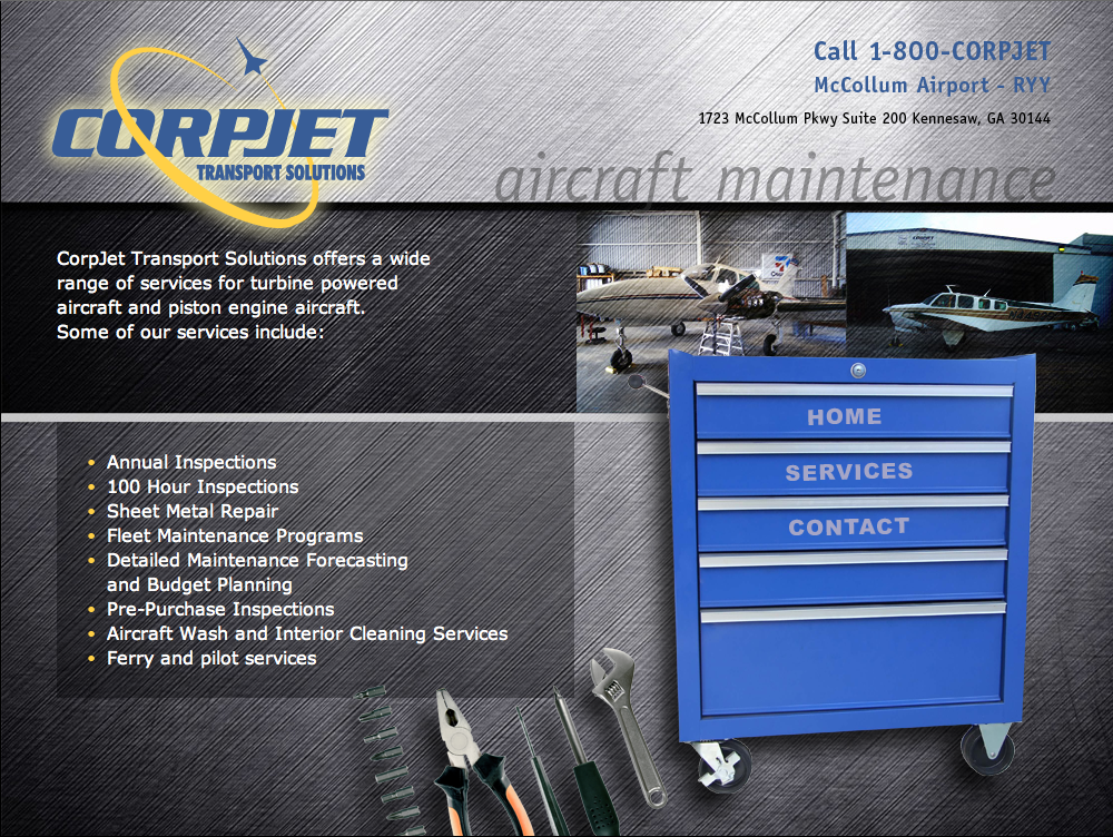 corpjet_website