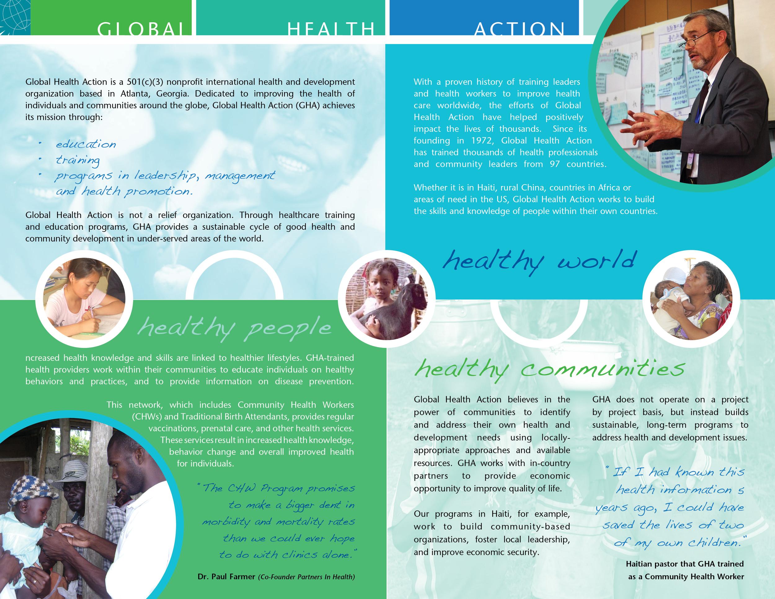 Global Action Brochure2